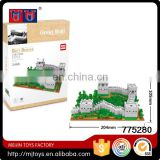 Hot selling Gift Series 2468pcs Plastic Construction Toy Building Blocks Play Set for kids