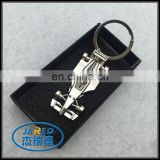 customzied cheap shaped metal keychain souvenir metal keychain