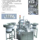 Automatic equipment for automatic installation of PVC transfusion bag parts for medical equipment machinery non-standard