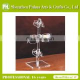 Cheap Perspex Plastic Display Stand, 3-Tier Acrylic Display, Acrylic Display For Sunglass
