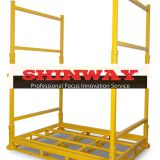 Foldable Tyre Stack Racking, Foldable Tyre Rack