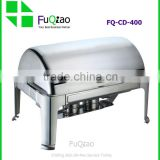 Hot Sale Restaurant & Hotel Supplies Commercial Stainless Steel Chafing Dish with cover