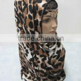 S826 printed chiffon HIJAB arab headscarf newest 180*70cm mix printed patterns islamic scarf