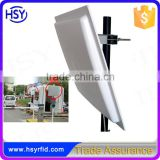 RFID 12dbi Antenna Max 12meter Long Range UHF RFID Parking System Passive Reader and Writer with SDK