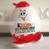 PVC inflatable egg kinder toys