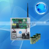 smart environment electrical data monitoring and burglar alarm system
