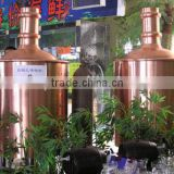 3bbl/500L Turnkey project micro beer equipment/home brewing equipment/beer brewery equipment for sale/brewery equipment