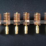 Gun cleaning bronze wire bore metal polishing brush wholesale