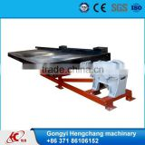 Copper Wire Recycling Use Shaking Table Gold Table Concentrator Vibrating Table