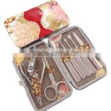 The Best nail Tool Fashion Nail Care Personal Manicure & Pedicure 8 in 1 Set, for Thick Hard Nails