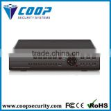 Cloud Technology CCTV DVR HD-SDI 720P HDMI CCTV Camera Video Resolution 2pcs HDD Cloud DVR 8CH