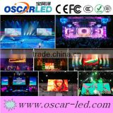 New Die-cast Aluminum incredible Panel/Cabinet Hot sale full color led video screen display rental smd2121 p6 rental led display