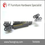 Taiwan Supplier Durable Children Toy Box Safety Metal Spring Loaded 2.3/2.6/2.8/3.0 mm Lid stay Bracket