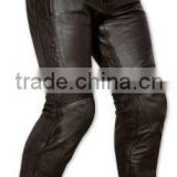 Motorbike leather trousers/Motorcycle leather pants/jeans leather pants/WB-T302