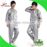 The Neoprene or clear plastic exercise sauna suit                                                                         Quality Choice