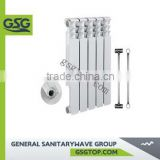 GSG Radiator RAD-B-500A4 bimetallic central heating radiators/Aluminium Radiator For Home                                                                                                         Supplier's Choice