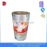 barrier PE printing food grade cellophane plastic chicken food packaging film