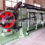 4300mm Width Zinc And PVC, Galfan Coated High Corrosion Wire hexagonal Wire Netting Machine