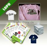 T-shirt Transfer Paper For Laser Printer(Silver Metalic Effect)