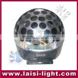Laisi stage effect light white led magic crystal ball light DJ Club Pub Disco Party Crystal Magic Ball
