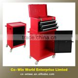 Steel Tool Trolley tool cabinet with chest
