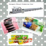 Rotary moulding machine for biscuit production line