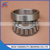 Vehicle front wheels inch series tapered roller bearing M12648 / 10 with American Standard AMBA
