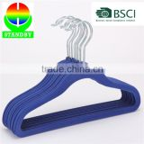 Standby Children Velvet Flocking Clothes Hanger Nonslip Hanger for Kids