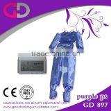 guangzhou hot and popular infrared ray&air pressure detox weight loss beuaty product