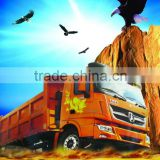 Beiben North Benz V3 tipper truck for sale 25t 340hp 6x4 with low price ND32500B38J7/1202