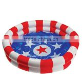 PVC Inflatable Deep Swimming Pool Toys With Slide