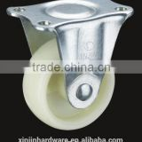 small swivel caster,brass furniture caster cups