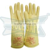 Insulating Electrical Rubber Gloves SSS-PPE-HAP-IERG-510D Super Safety Services