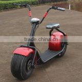 2016 NEW design high power two wheel electric scooter city coco