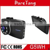 3.0 inch 170 wide angle 12mega 1080p full hd H.264 car multi view camera
