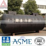 Underground LPG/LNG/CNG storage tank for gas station