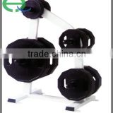 Fitness sports strong body building Olympic gym exercise Super Deluxe Weight Tree equipment