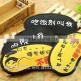 Relaxing Cute Sleep Eye Mask Sleep Mask Eye Cover Travel Aviation Eye Mask With Ice Pack