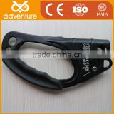 Supplier of ppe equipments climbing hand ascender safety black