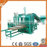 automatic brick making machine price,QT4-18 Fully Automatic Hydraulic Block Production Line