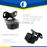 170 degree waterproof IP68 car night vision front camera