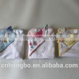 baby clothes terry towel 100% bamboo fabric towel customized size