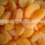 Chinese IQF Frozen orange segments sliced with good quality