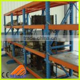 drawer mould shelving systems, metal retracable mold racking, floating shelf with drawers