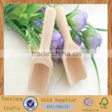Natural Olive wooden wood Bath Salt Spoon Scoop