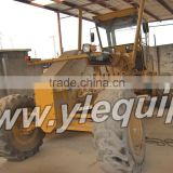 140H usa original second hand used motor grader for sale