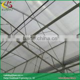 Sawtooth type portable greenhouse kits plastic greenhouse covers industrial greenhouse supply
