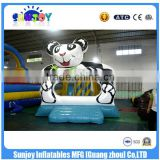 China No.1 Hot Panda Inflatable Bounce Castle Bed Cheap Prices Bouncer For Baby