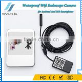 6 LED 1M Wifi Endoscope Camera Waterproof Inspection Camera for Android And IOS Smartphone