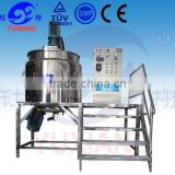 Yuxiang liquid detergent mixer stainless steel mix tank industrial chemical mixer for making bleach water